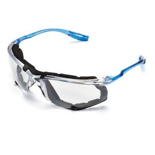 3M 3M-11872-00000 Virtua Cord Control System Protective Eyewear with Foam Gasket clear anti-fog lens