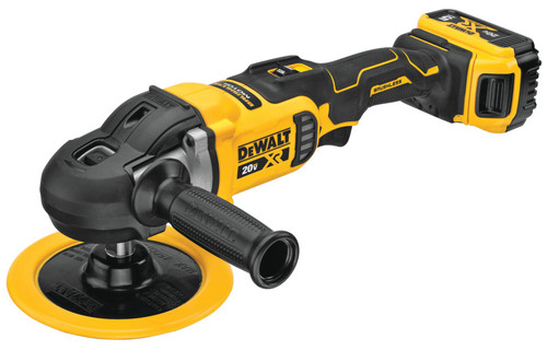 DeWALT DCM849B 20V MAX 7 IN VS Rotary Polisher (Tool Only)