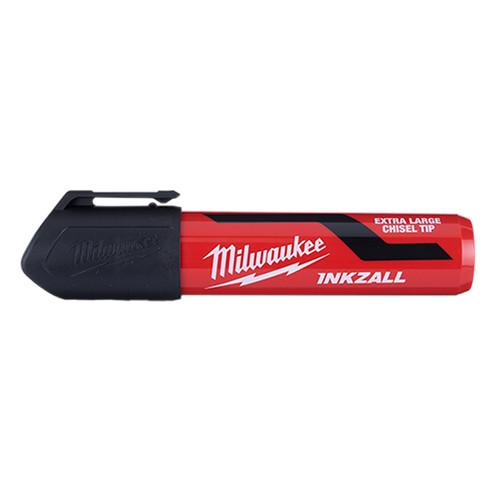 Milwaukee 48-22-3XXX INKZALL Extra Large Chisel Tip Jobsite Markers