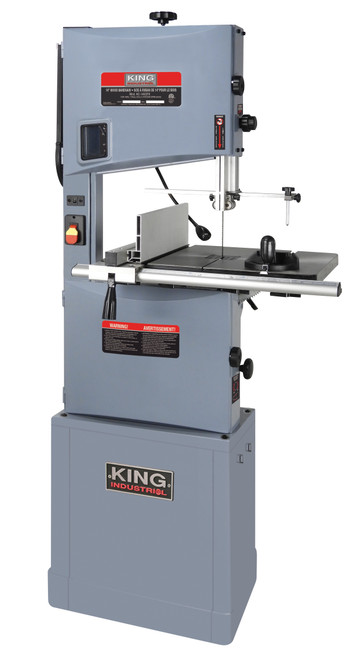 King Canada KC-1402FX 14In Wood Bandsaw
