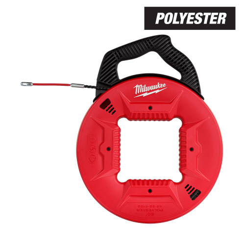 Milwaukee 48-22-4195 100 ft. Polyester Fish Tape
