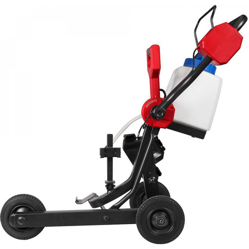 Milwaukee 3100 MX FUEL Cut-Off Saw Cart