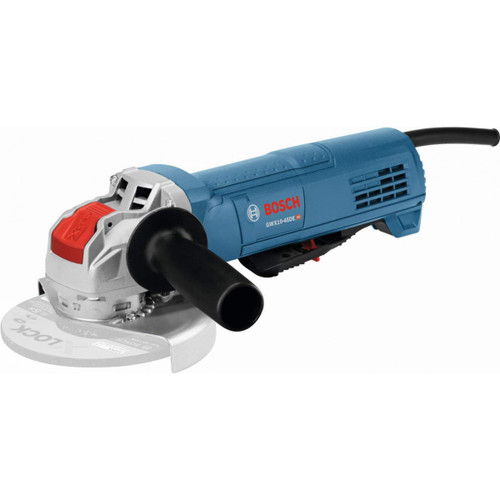 Bosch GWX10-45DE 4-1/2 In. X-LOCK Ergonomic Angle Grinder with No Lock-On Paddle Switch