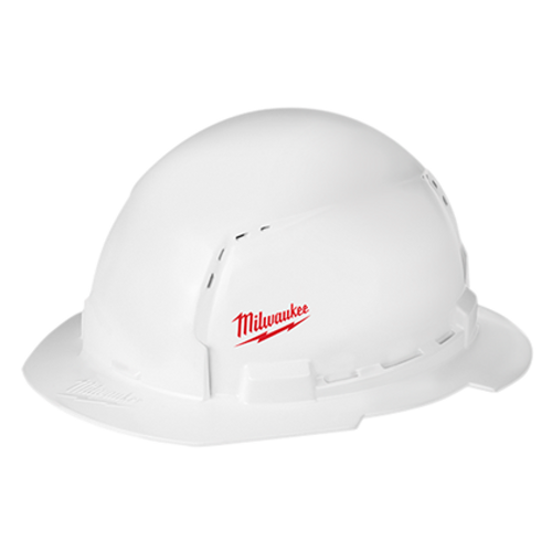 Milwaukee 48-73-1011 Full Brim Hard Hat with BOLT Accessories - Small