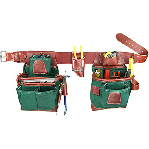 Occidental Leather OCC-8585LG Heritage Tool Bag Set - Large