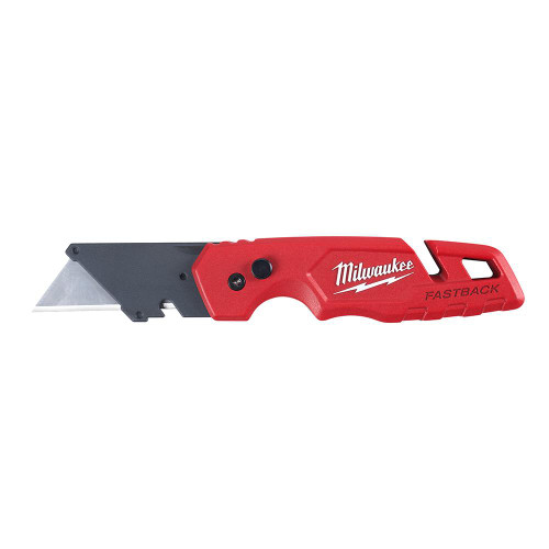 Milwaukee 48-22-1502 FASTBACK Folding Utility Knife w/ Blade Storage