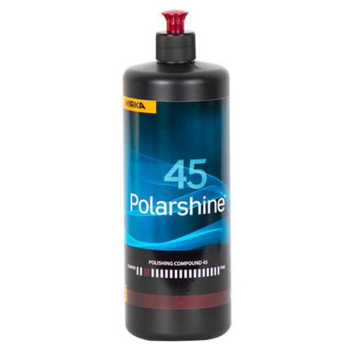 Mirka Abrasives MIR-PC45-1L POLARSHINE Polish 45 1L, 1/Pkg
