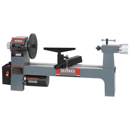 King Canada KWL-813VS 8'' X 13'' Variable Speed Wood Lathe