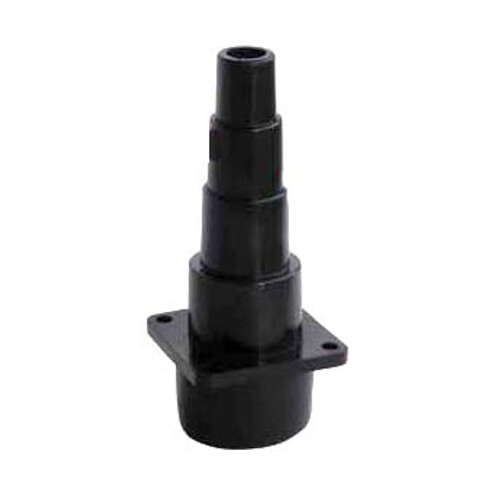 "Workshop Supplies WKS-13359 Dust Collection Stepped Adapter 3/4"" to 2-1/2"""