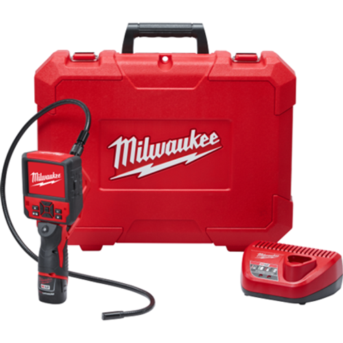 Milwaukee 2315-21 M12 M-Spector Flex 3 Ft Inspection Camera Cable Kit