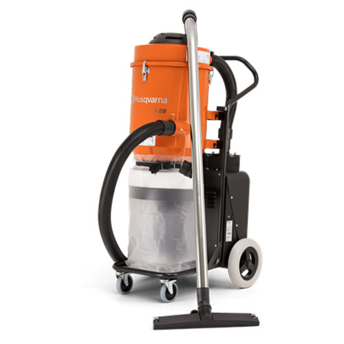Husqvarna HUSQ-967663901 Dust & Slurry Management S 26 HEPA Dust Extractor 120V - 1PH