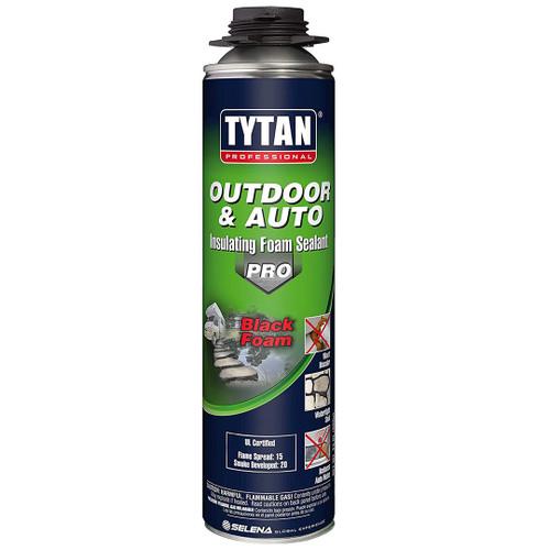 Tytan TYTA04850 Outdoor & Auto Insulating Foam Sealant (24oz Gun)