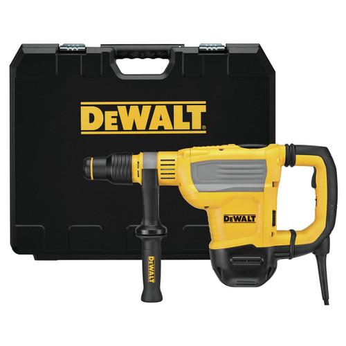 "DeWALT D25614K 1-3/4"" SDS MAX Combination Rotary Hammer Kit"
