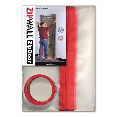 Zipwall ZIP ZDS ZipDoor标准门套件