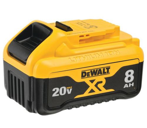 DeWALT DCB208 20V MAX Li-Ion Battery 8Ah