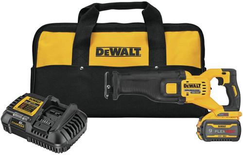 Dewalt DCS389X1 GEN 2 Flexvolt 60V MAX Brushless Cordless Reciprocating Saw Kit