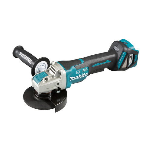Makita MAK-DGA519Z 18V LXT 5In Brushless Grinder With X-Lock (Bare Tool)