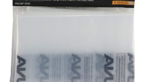 Laguna LAG-PDCBF1110-59 5-Pack Plastic Bag For BFLUX