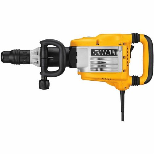 DeWALT D25901K 23lb SDS MAX In-Line Demolition Hammer with Shocks