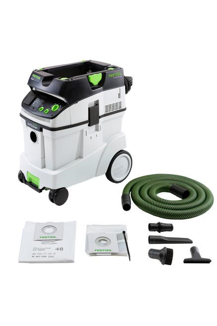 Festool FES-576761 CT 48 E AC HEPA Dust Extractor