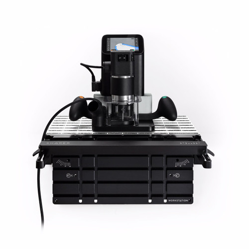 Shaper SHA-SO1-NN+SHA-SW1-AA The Complete System (Origin Handheld CNC Router + Workstation)