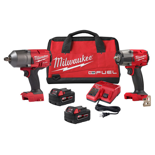 Milwaukee 2988-22 M18 FUEL AUTO 2PC Combo Kit
