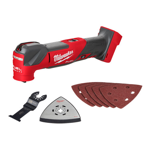 Milwaukee 2836-20 M18 FUEL Oscillating Multi-Tool (Bare-Tool)