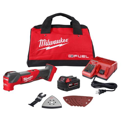 Milwaukee 2836-21 M18 FUEL Oscillating Multi-Tool (Kit)
