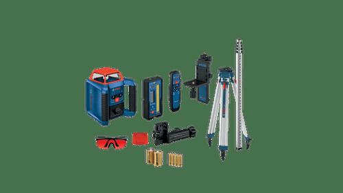 Bosch GRL2000-40HVK REVOLVE2000 Self-Leveling Horizontal/Vertical Rotary Laser Kit