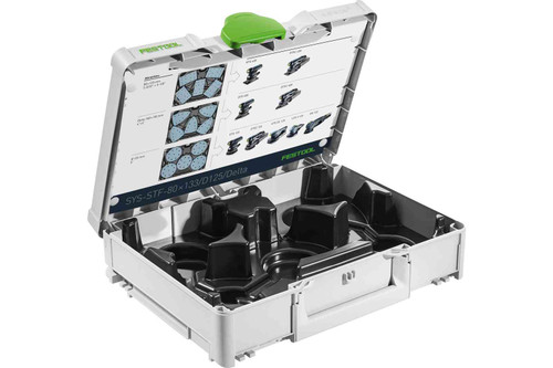 Festool FES-576781 Systainer3 SYS-STF 80 x 133 D125 Delta