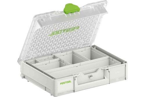 Festool FES-204854 Systainer3 Organizer SYS3 ORG M 89 6xESB
