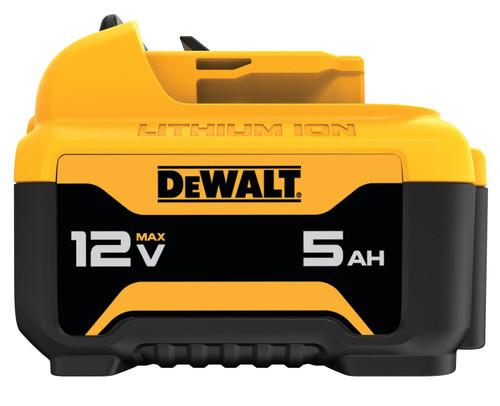 DeWALT DCB126 12V MAX 5.0Ah Li-Ion Battery