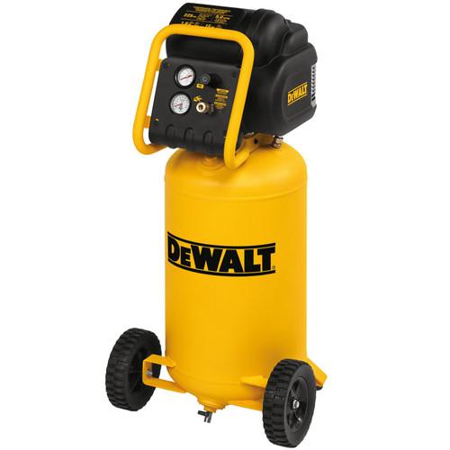 DeWALT D55168 1.6HP Continuous, 225 PSI, 15 Gallon Workshop Compressor