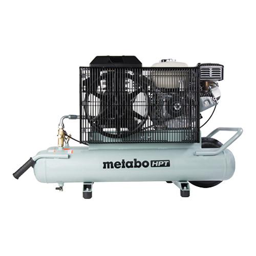 Metabo-HPT HPT-EC2610EM 8-Gallon Gas Powered Wheelbarrow Air Compressor