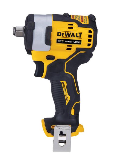 "DeWALT DCF901B XTREME 12V MAX Brushless Cordless 1/2"" Impact Wrench Bare Tool"