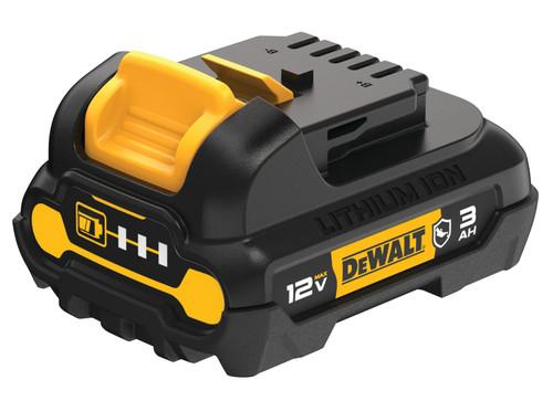 DeWALT DCB124G 12V MAX Oil-Resistant 3.0Ah Battery