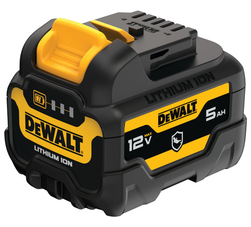 DeWALT DCB126G 12V MAX Oil-Resistant 5.0Ah Battery