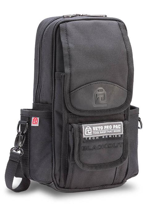 Veto Pro Pac VPP-MB2-BLACKOUT Tech Blackout Meter Bag