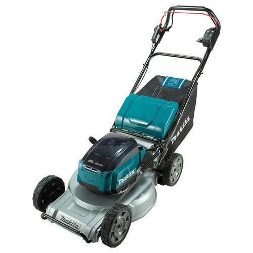 """Makita DLM533Z 18Vx2 21"""" Self-propelled Cordless Lawn Mower with Brushless Motor"""
