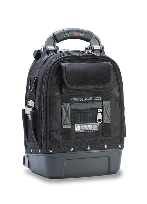 Veto Pro Pac TECH-PAC-MC-BLACK Tech Pac MC Blackout