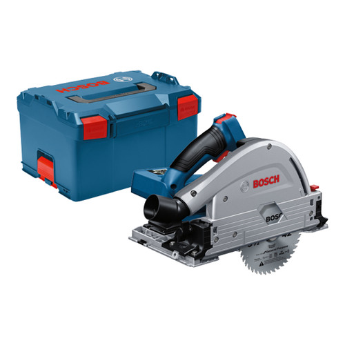 """Bosch GKT18V-20GCL PROFACTOR 18V Connected-Ready 5-1/2"""" Track Saw with Plunge Action (Bare Tool)"""