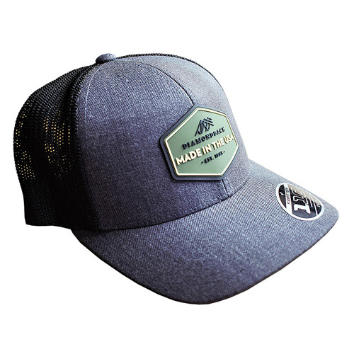 DiamondBack ToolBelts DBT-DB9-11-MCINTIRE McIntire Hat