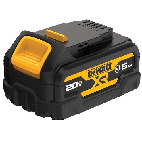 DeWALT SBD-DCB205G 20V MAX 5Ah Lightweight  Durable Oil Resistant Battery