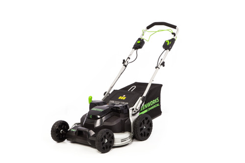 Greenworks Tools GREEN-GMS250 82V 25In Brushless Self-Propelled Lawn Mower Bare Tool