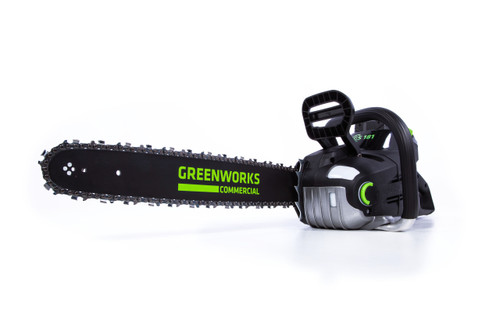 Greenworks Tools GREEN-GS181 82V 18In Brushless Chainsaw 2.5KW Motor