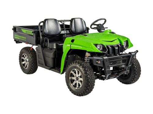 Greenworks Commercial GREEN-U400W-HD 82V Utility Vehicle Hd