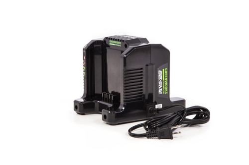 Greenworks Tools GREEN-GC420 82V 4amp Dual Port Rapid Charger