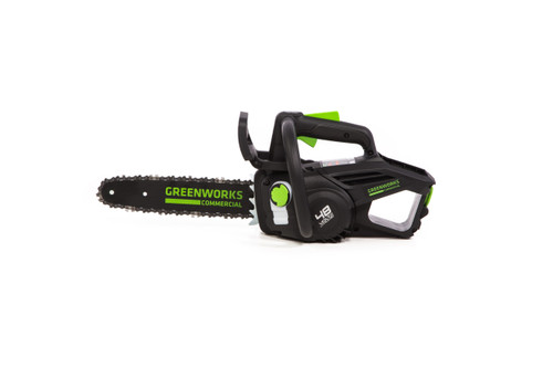 Greenworks Tools GREEN-48TH12 48V Top Handle Commercial Chainsaw 4.0Ah Kit