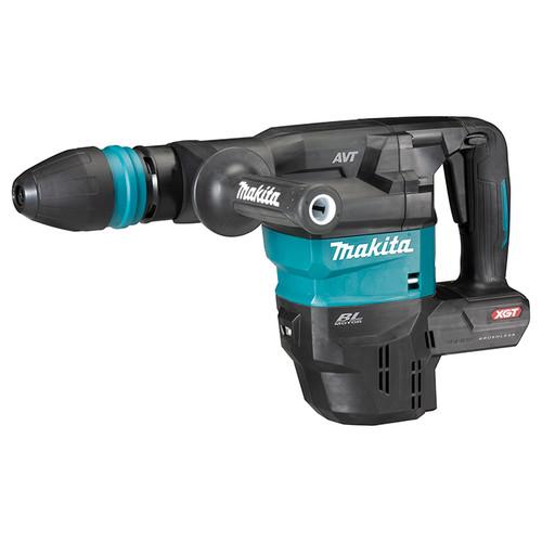 Makita MAK-HM001GZ 40V MAX XGT 13 lbs. SDS-MAX Demolition Hammer Bare Tool with Brushless Motor and AWS