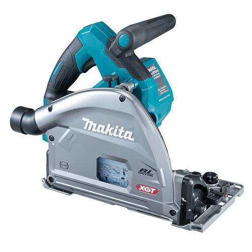"Makita MAK-SP001GZ02 40V MAX XGT Li-Ion Brushless 6-1/2"" Plunge Cut Circular Saw with Brushless Motor & AWS"